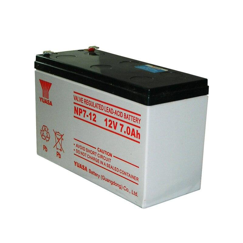 GP-80B GP-80BD Air Pump Battery 12V 7.5AH
