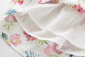 Image 5 - Robes pour filles DD & MM, robe de princesse pour enfants, col rond, vêtements pour enfants, nouvelle collection 2020