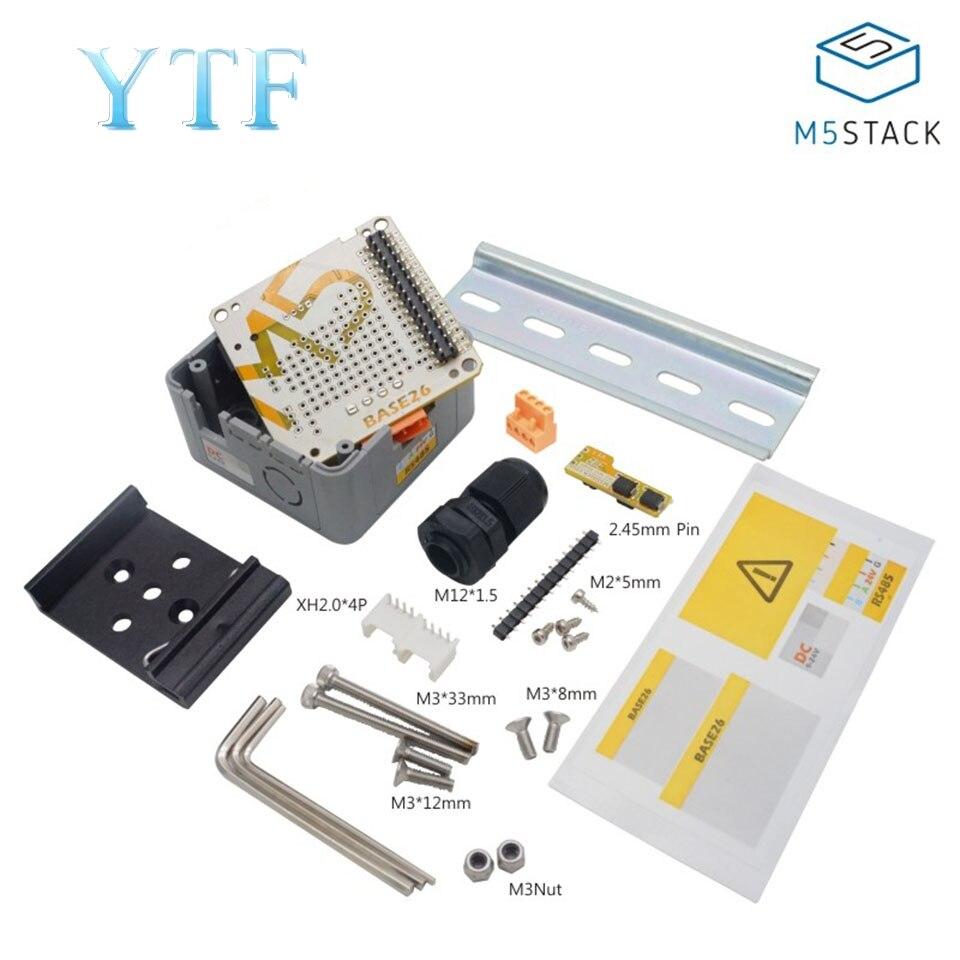 M5Stack Base26 Proto Module Docking Kit M-BUS