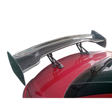 For Toyota GT86 Subaru BRZ Scion FR S Carbon fiber universal GT Rear Spoiler Trunk Wing