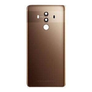Image 4 - Originele Terug Behuizing Vervanging Voor Huawei Mate 10 Pro Back Cover Batterij Glas Met Camera Lens Sticker