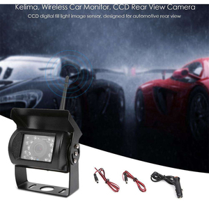 7-дюймовый TFT ЖК-монитор AV HD экран ИК-пульт дистанционного управления автомобильный дисплей 2Way вход