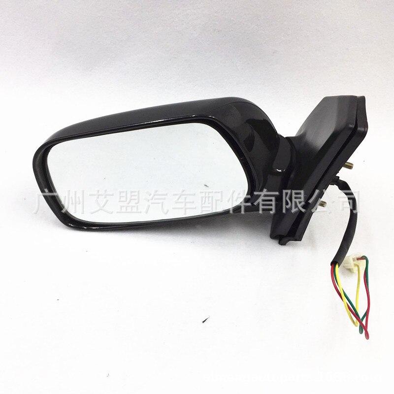 Make สำหรับ BYD F3 F3R L 3 ย้อนกลับกระจกประกอบกระจกมองหลังกระจกสะท้อนแสงกระจกภายนอกรถ mirro