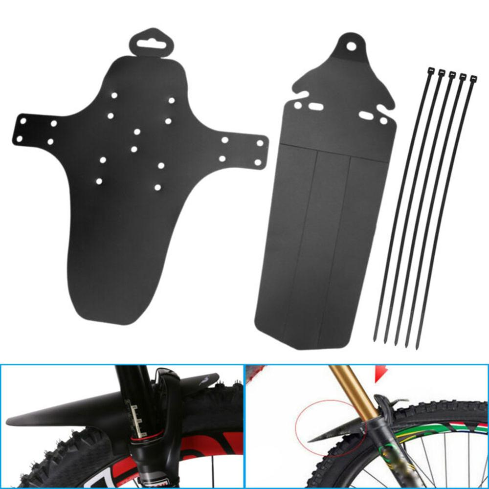 Mtb Kotflügel Vorne und Hinten Verstell O2I2 2 Teiliges Mountainbike Kotflügel