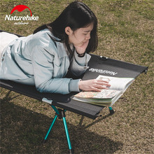 Naturehike походный коврик крепкий удобный портативный складной тент кровать кроватка алюминиевая спальная уличная складная кровать кемпинг