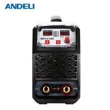 ANDELI Intelligent Portable IGBT DC ARC Welding Machine ARC-250SS Wide/Low Voltage 160-450V Inverter MMA Welder for MMA Welding