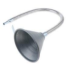 Entonnoir Voiture-boquilla De embudo De aceite para coches, Motos De Gasolina, motor diésel líquido, Herramientas, extensión Flexible