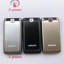 Original Refurbished Unlocked SAMSUNG S3600 Mobile Phone English Russian Keyboard & One year warranty