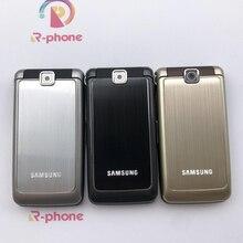Originale Rinnovato Sbloccato SAMSUNG S3600 Del Telefono Mobile Inglese Tastiera Russa e Un anno di garanzia