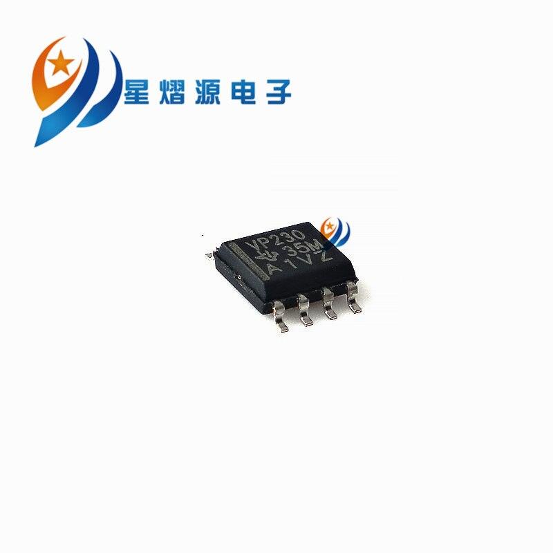 5PCS SN65HVD230DR SOP-8 SN65HVD230D SN65HVD230 VP230 CAN TRANSCEIVER 3.3-V