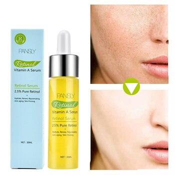30g retinol face cream firming lifting anti aging remove wrinkle whitening brightening moisturizing facial skin care PANSLY Retinol Vitamin A Anti Wrinkle Serum Anti-Aging Serum Moisturizing Whitening Brighten Firming Smooth Face Skin Care