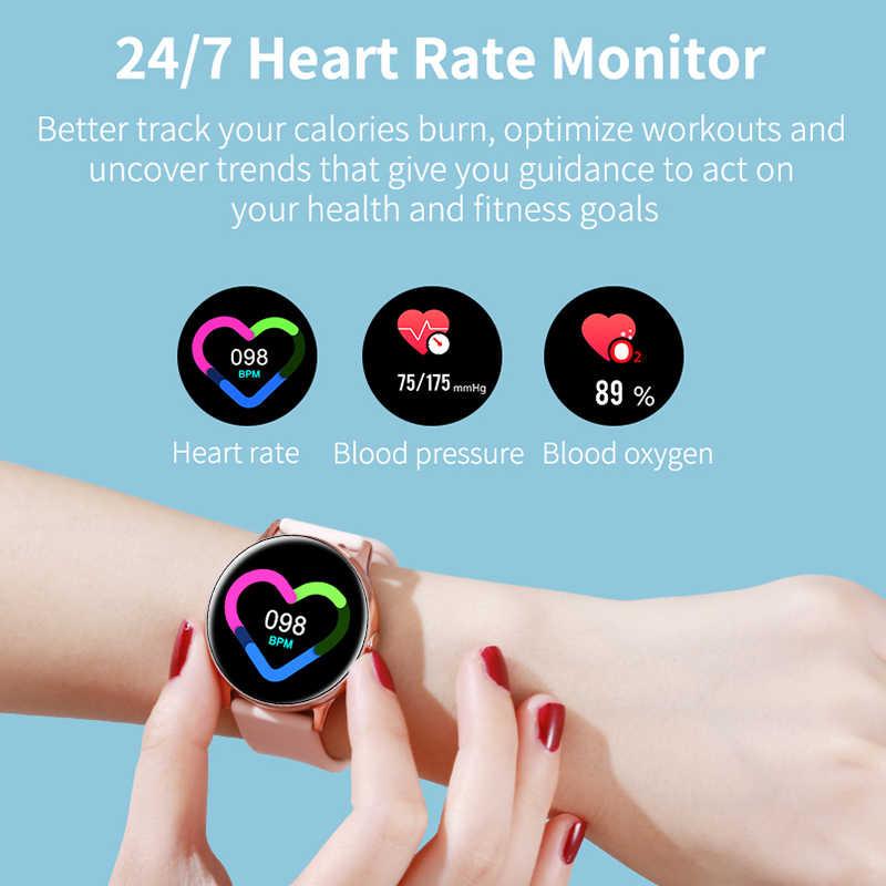 Yeni lüks dijital saat kadın spor saatler elektronik LED bayanlar kol saati kadınlar için saat kadın kol saati Bluetooth saat
