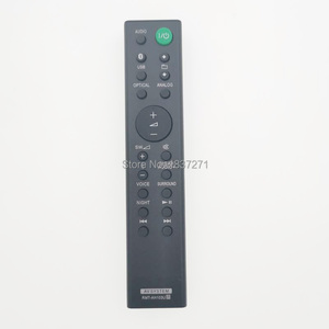 Image 1 - new remote control RMT AH103U for sony HT CT80 HT CT180  soundbar system