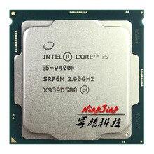 Процессор Intel Core i5 9400F, процессор с шестиядерным процессором 2,9 ГГц и шестиядерным процессором 65 Вт 9 м, LGA 1151