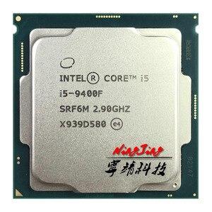 Image 1 - Intel processador, intel core i5 9400F i5 9400f 2.9 ghz six core cpu six thread 65w 9m lga 1151