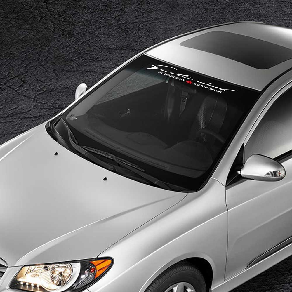 ملصقات لديكور الزجاج الأمامي والخلفي للسيارات ملصقات للمقعد FR Leon MK3 MK2 ibللوحة 6j 6L Altea Ateca Toledo 2 3 1 4 ملحقات