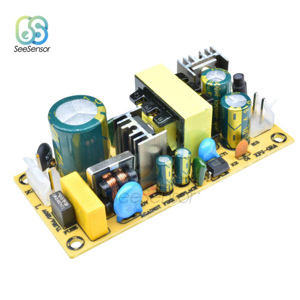 AC-DC AC 100 V-240 V DC 5V 12V 24V anahtarlama güç kaynağı modülü anahtarı aşırı gerilim aşırı akım kısa devre koruması