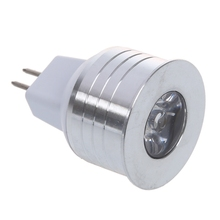MR11 GU4 3 Вт высокой мощности Светодиодный точечный светильник лампа светильник тёплый белый 12V