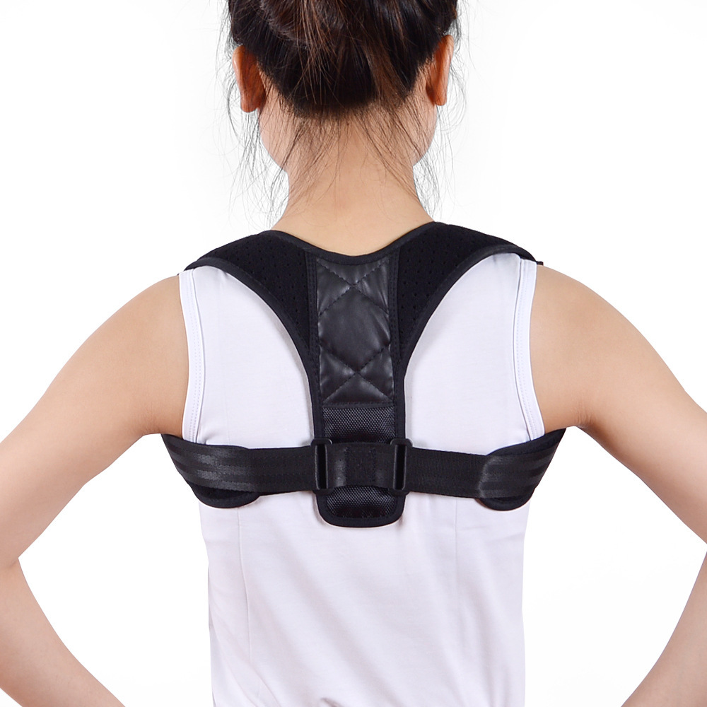 Orthopedic Posture Hunchback Corrector Comfortable Back Clavicle Adjustable Students Adult Hot Selling