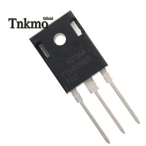 Image 3 - 5 個 FGH80N60FD2TU FGH80N60FD2 FGH80N60 に TO 247AB 247 N CHANNEL チューブパワー igbt トランジスタ 80A 600 v 無料配信
