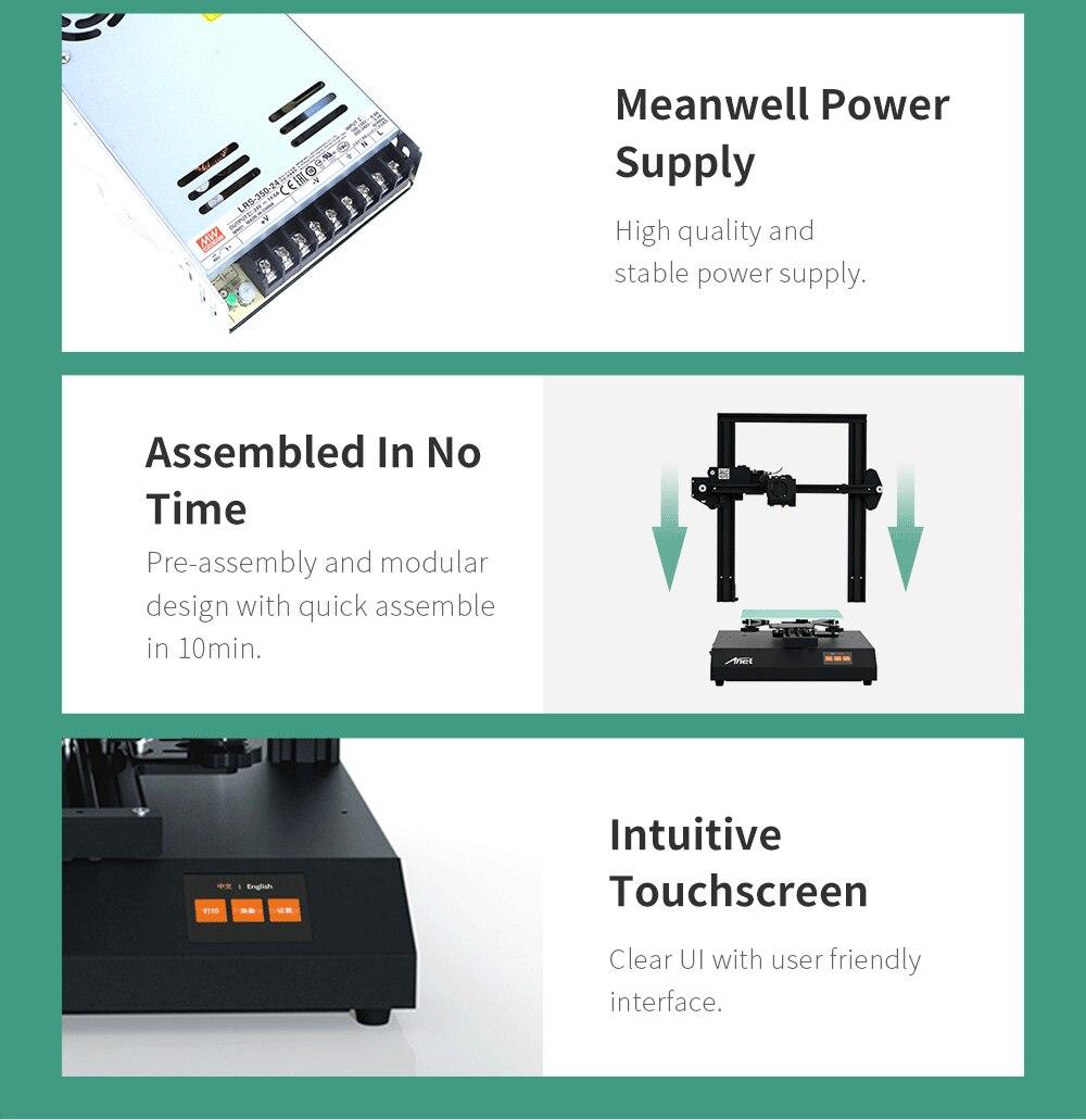 Anet ET4 Pro 3D Printer  (16)