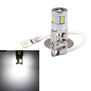 Image 3 - H3 LED נורות רכב ערפל מנורת מתח גבוה מנורת 5630 SMD אוטומטי נהיגה Led נורות רכב אור מקור חניה 12V 6000K ראש מנורות