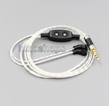 LN004751 Hi Res PCOCC + Pure Silver Alloy Earphone Cable For JH Audio Sirens Roxanne JH24