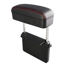 Image 1 - אוניברסלי רכב רכוב מרכזית תיבת תיבת מרפק תמיכת Pad רכב מרכז קונסולת למשענות רכב סיאט קופסות אחסון a30