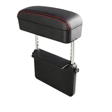 Universal Car Mounted Armrest Box Central Box Elbow Support Pad Car Center Console Armrests for Car Seat Gap Storage Boxes A30