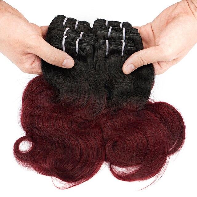 100% Brazilian Human Hair Extension 8