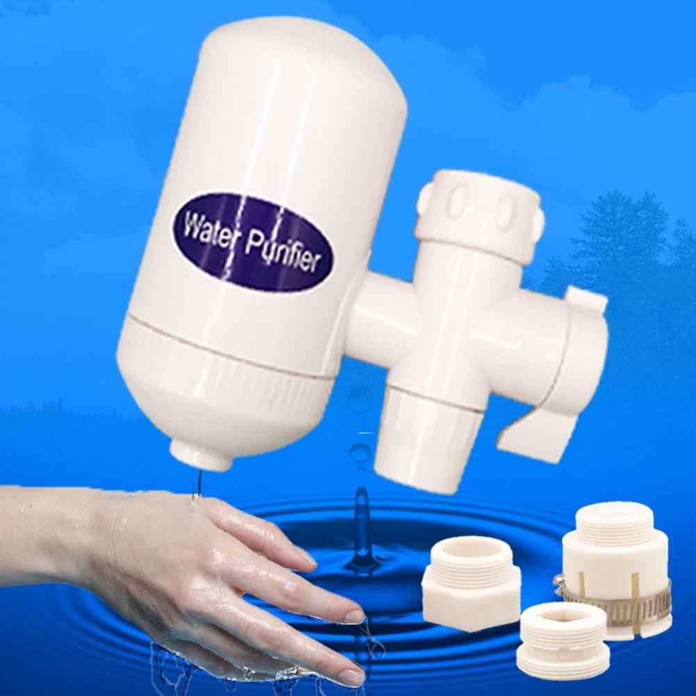 Maifanshi Magnetization Health Household Water Filter Faucet Purifier Sediment Random Color