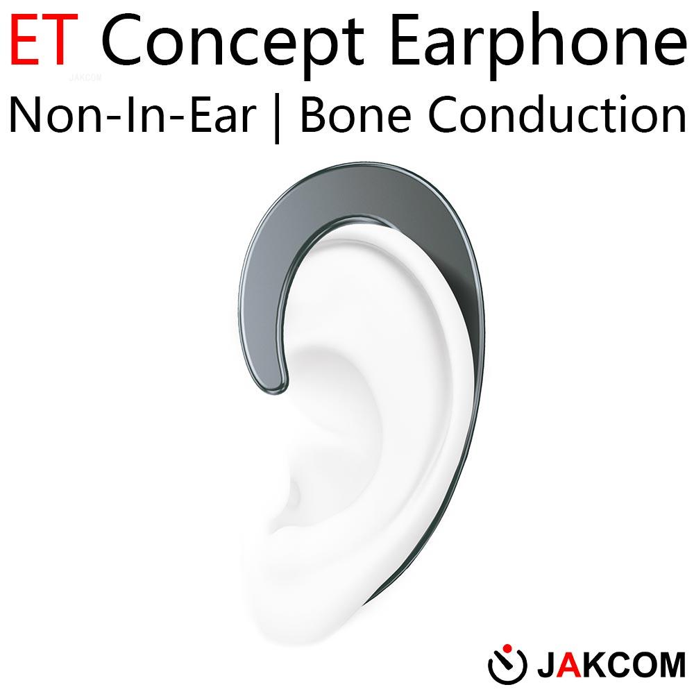 JAKCOM ET Non-In-Ear Concept Earphone Hot sale in Earphones Headphones as <font><b>i80tws</b></font> bludio sport earphone image