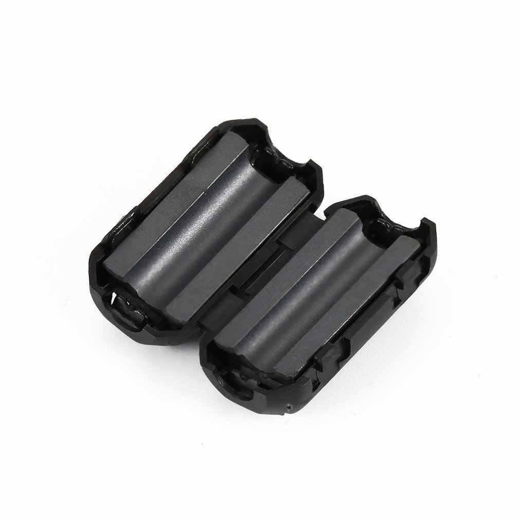 Filtro de Cable de 5mm de ferrita con Clip EMI RFI para reducción de ruido