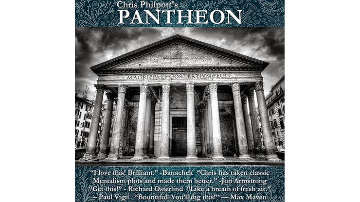 Pantheon By Chris Philpott 1-3,Magic Tricks
