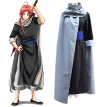 Anime Gintama Cosplay Costumes Kamui Costume Kimono Uniforms Halloween Party Game Silver Soul
