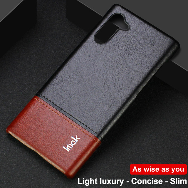 Galaxy Note 10 Leather Case 3
