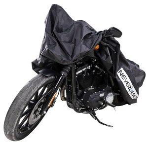 Image 2 - 265x105x125 XXL 210D 방수 프로텍터 오토바이 커버 유니버설 스쿠터 모터 자전거 먼지 야외 커버 코트