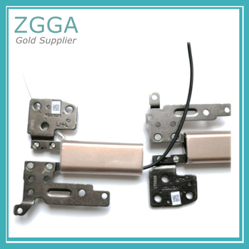 Original New Hinges Loops For Lenovo Yoga 720-13 720-13IKB Laptop LCD Screen Hinge Set Axis Shaft Left&Right image