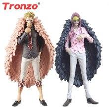 Tronzo Аниме One Piece STAMPEDE Donquixote Doflamingo Corazon Young Ver ПВХ фигурка модель игрушки Коллекционная фигурка подарки
