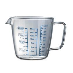 Żaroodporna szklana miarka ze skalą dzieci kubek do mleka wysokiej jakości szkło borokrzemowe kubki SNO88 w Kubki i dzbanki pomiarowe od Dom i ogród na