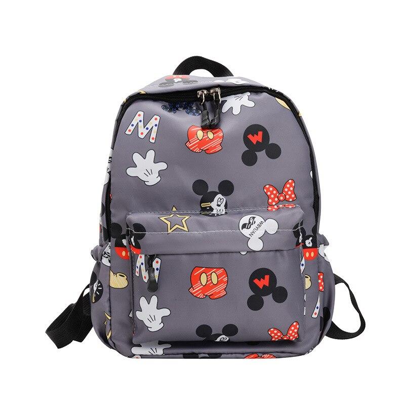 Children School Bag Cute Cartoon Kids Bags Kindergarten Preschool Backpack For Boys Girls Baby School Bags 3-4-6 Years Old