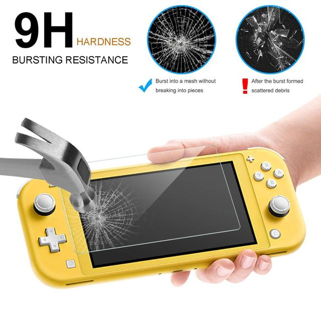 Carrying Case  and Screen Protector for Nintendo Switch Lite