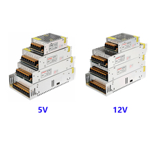 Модуль питания для светодиодной ленты, постоянный ток 5 в/12 в/24 в/36 в, источник питания для переменного тока 110-220 в, 1 а, 2 а, 3 а, 4 а, 5 а, 6 а, 8 а, 10 а, ...