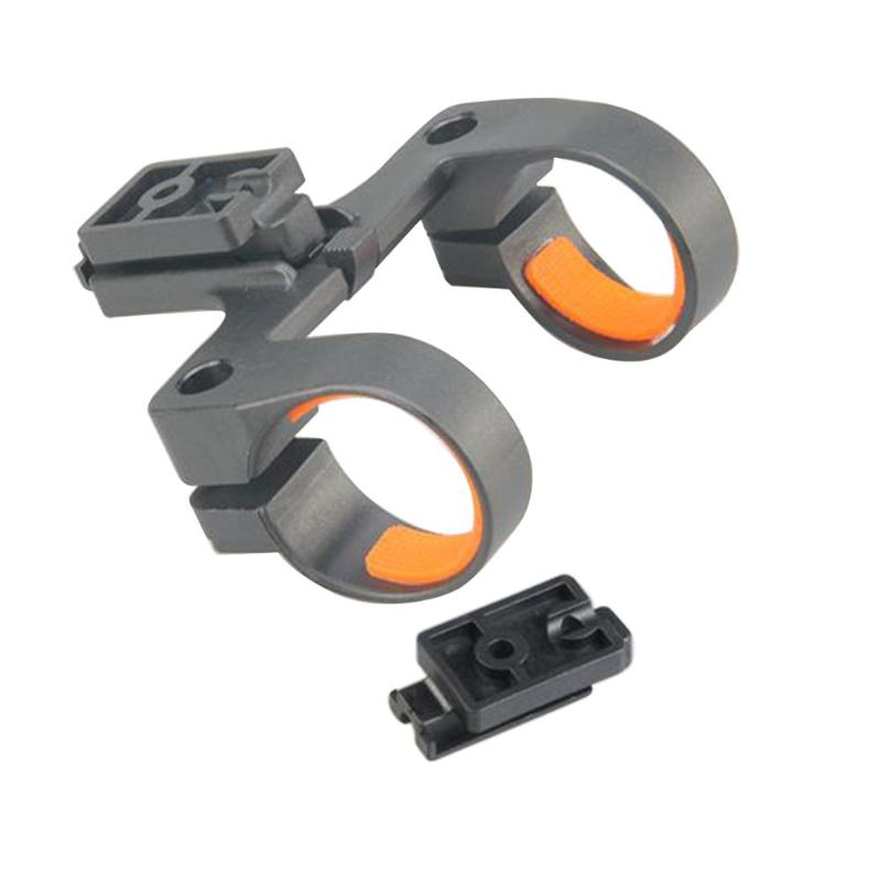 Portable <font><b>Cycling</b></font> <font><b>Bike</b></font> <font><b>Bicycle</b></font> <font><b>Light</b></font> <font><b>Lamp</b></font> Stand Holder Rotation Grip LED Flashlight <font><b>Torch</b></font> Clamp Clip Mount MTB <font><b>Bike</b></font> <font><b>Lamp</b></font> Support image