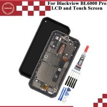 """Ocolor Blackview BL6000 Pro LCD ekran ve dokunmatik ekranlı sayısallaştırıcı grup 6.36 """"Blackview BL6000 Pro ekran değiştirme"""