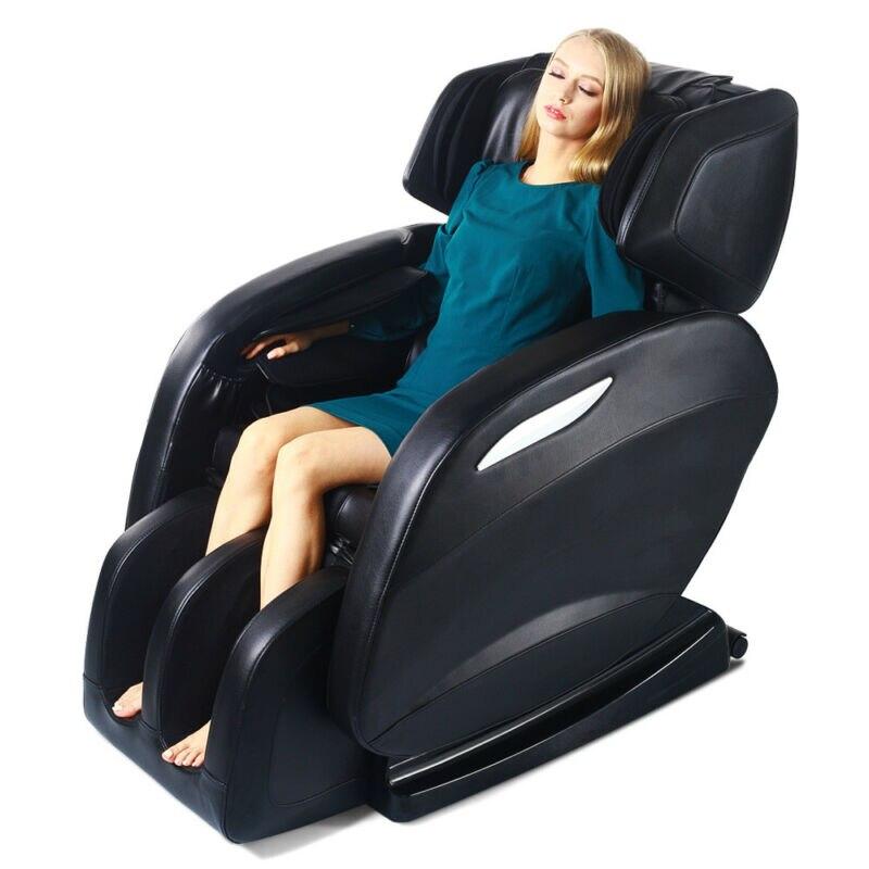 Luxus massage stuhl hause automatische kneten Null schwerkraft multifunktionale Neck taille zurück ältere sofa elektrische massager