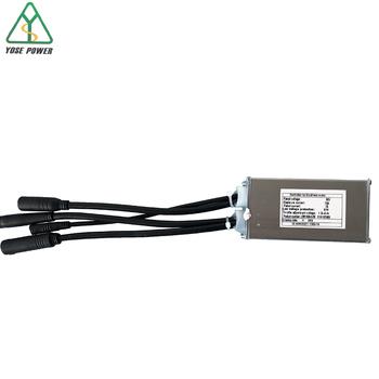 LSW1599-3-2M 36V 15A kontroler do roweru elektrycznego 36V 250W silnik ze złączem przednie światła pasuje tylko do naszego wyświetlacza C500 tanie i dobre opinie EQIKEPOWER CN (pochodzenie) Controller LSW1599-3-1M 1 2v-4 4v