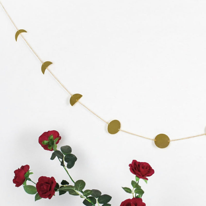 DIY Современная комбинированная настенная фоторамка подвесная настенная фоторамка украшение альбома бумажные рамки с веревкой Clips1 - 4