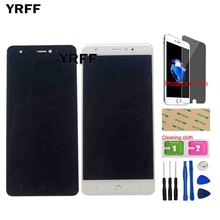 Phone LCD Display For BQ Aquaris X Touch Screen Digitizer Pro Assembly Tools Protector Film