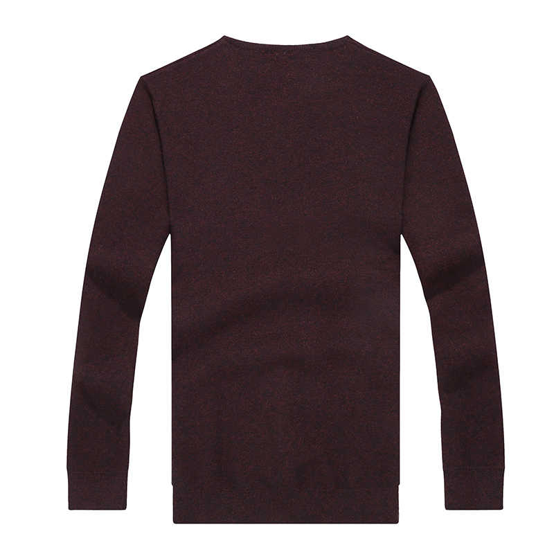 Bigsize 8XL 7XL 6XL 5XL zimowe męskie swetry 100% czysty kaszmirowy sweter z dzianiny V-neck z długim rękawem ciepłe pulowery męskie nowe swetry